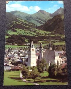 POSTCARD LUFTKURORT KITZBUHEL TIROL USED POSTED POST DATE ON CARD IS 1984 - Warwick, United Kingdom - POSTCARD LUFTKURORT KITZBUHEL TIROL USED POSTED POST DATE ON CARD IS 1984 - Warwick, United Kingdom