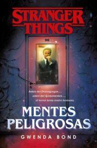 Mentes Peligrosas Suspicious Minds Paperback By Bond Gwenda Viciano Man 9788401022975 Ebay
