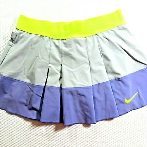 Nike-Dri-Fit-Tennis-Golf-Skort-Womens-Size-Small-Pull-On-Athletics-Activewear