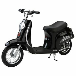 Razor Pocket Mod Vapour Kids Electric Ride On Bike Scooter