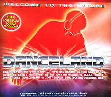 DANCELAND - 2 X CDS MIXED IBIZA TRANCE HARDHOUSE CLUBLAND CD CDJ DJ