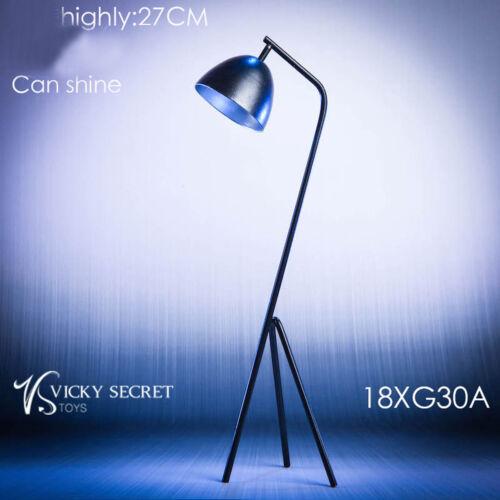 """VSTOYS 18XG30 1//6 Scale Floor Lamp Model for 12/"""" Action Figure"""