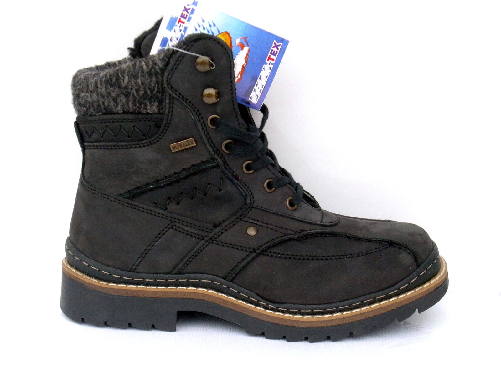 Klondike Klondike Klondike zapatos señora botas botines botas de invierno, talla 41, nuevo +++ +++  ventas en linea