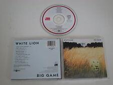WHITE LION/BIG GAME(ATLANTIC 7567-81969-2) CD ALBUM