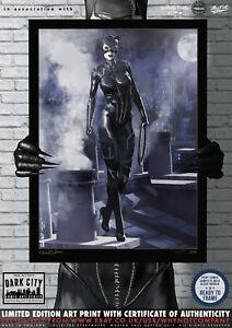 Catwoman-Batman-Returns-Dark-City-Comic-Art-Print-Series-200-Edition