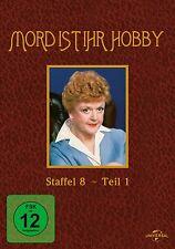ANGELA LANSBURY - MORD IST IHR HOBBY S 8.1 3 DVD NEU