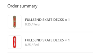 Nelk Boys Full Send Deck *PREORDER* *CONFIRMED* 8.25