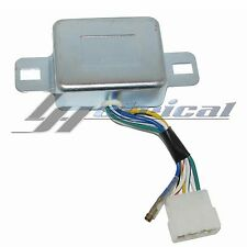 NEW VOLTAGE REGULATOR FOR THOMAS EQUIPMENT SKID STEER T103 T133 T233 KUBOTA DSL