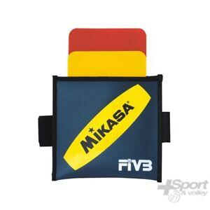 Taccuino Arbitro Volley Mikasa - VK