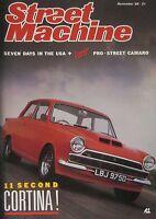 Street Machine Magazine November 11/1986 Vol.8 No.7