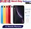 Apple-iPhone-XR-64GB-128GB-256GB-Unlocked-Network-Smartphone-All-Colours thumbnail 1