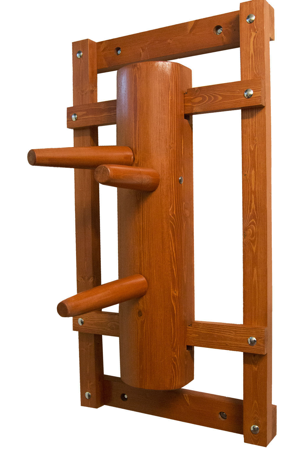 Wing Chun Wooden Dummy with bow