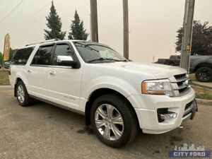 2017 Ford Expedition 4x4 4dr Platinum