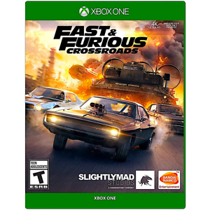 Fast & Furious Crossroads for Xbox One   Brand New Sealed