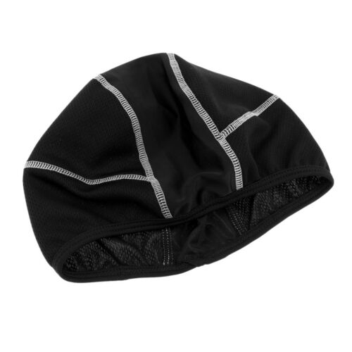 Outdoor Cycling Windproof Thermal Cap Warmer Running Helmet Liner Hats White
