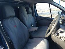 Fiat Talento SX 2016 on. Tailored Seat Covers & Tailored floor mat