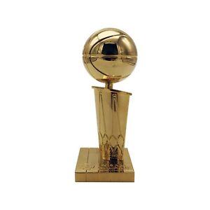 "Toronto Raptors 2019 NBA Final Champions 4"" Replica Larry O'Brien Trophy Box Set"