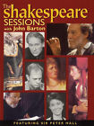 The Shakespeare Sessions with John Barton and Peter Hall by Applause Theatre Book Publishers (DVD, 2004)