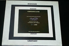 GRAVEYARD LIGHTS OUT YELLOW VINYL 200 COPIES NEW FACTORY SEALED