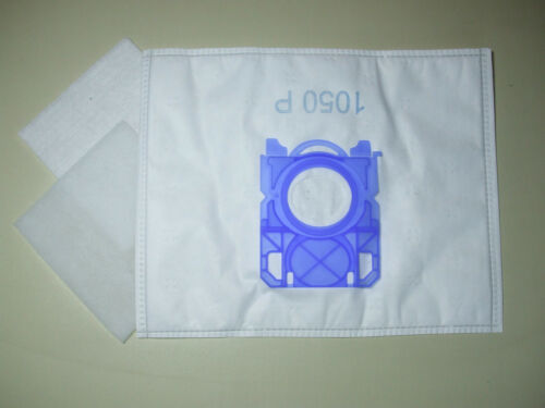 10-40 Staubsaugerbeutel geeignet für AEG MIR-18 S-Bag 1050P E200