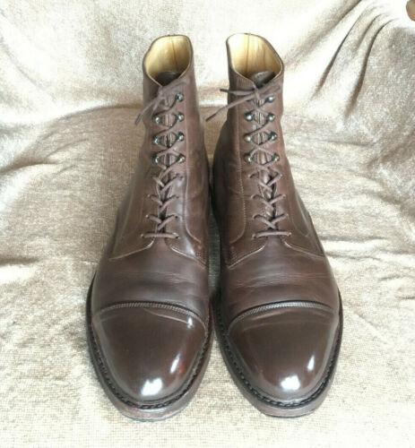 Paraboot Boots | Norwegian welt | Tobacco Brown |