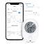 Wifi-Temperature-Humidity-Monitor-for-iPhone-Android-Govee-Wireless-Digital-Log miniatuur 2
