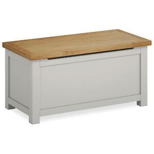 Farrow-Grey-Blanket-Chest-Painted-Blanket-Box-Solid-Wood-Trunk-Oak-Top