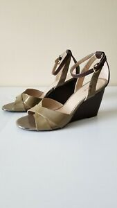 Elegant Womens Hollow Out Ankle Strap Wedge High Heels Sandals Shoes