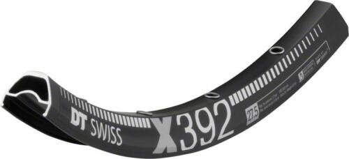 "DT Swiss X 392 27.5/"" Tubeless Ready jante disque 32 h noir"