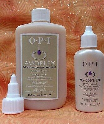 New OPI Avoplex Exfoliating Cuticle Treatment Remover Manicure Nail U PICK SIZE