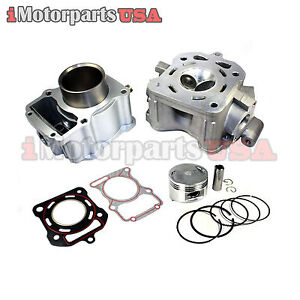 Details about CYLINDER ENGINE REBUILD KIT ROKETA ZONGSHEN CB250 167FMM  250CC WATER COOLED ATV