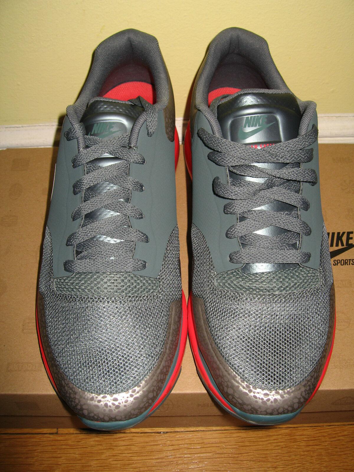 New Mens NIKE Lunar Safari Fuse+ Casual Running Sneakers Size 9.5