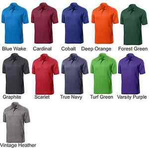 Sport Tek Dri Fit Mesh Polo Mens Short Sleeve Heather Golf Shirt Xs 4xl St660 Ebay Sport chek is canada's largest retailer of sporting gear & accessories, for. details about sport tek dri fit mesh polo mens short sleeve heather golf shirt xs 4xl st660