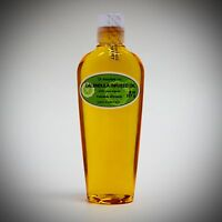 Calendula Infused In Sweet Almond Oil 100% Pure Organic Skin Care 2oz Up To 7lb