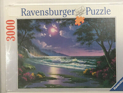 """NEW RAVENSBURGER Puzzle 3000 Tiles Pieces Jigsaw /""""Reign of Dragons/"""""""