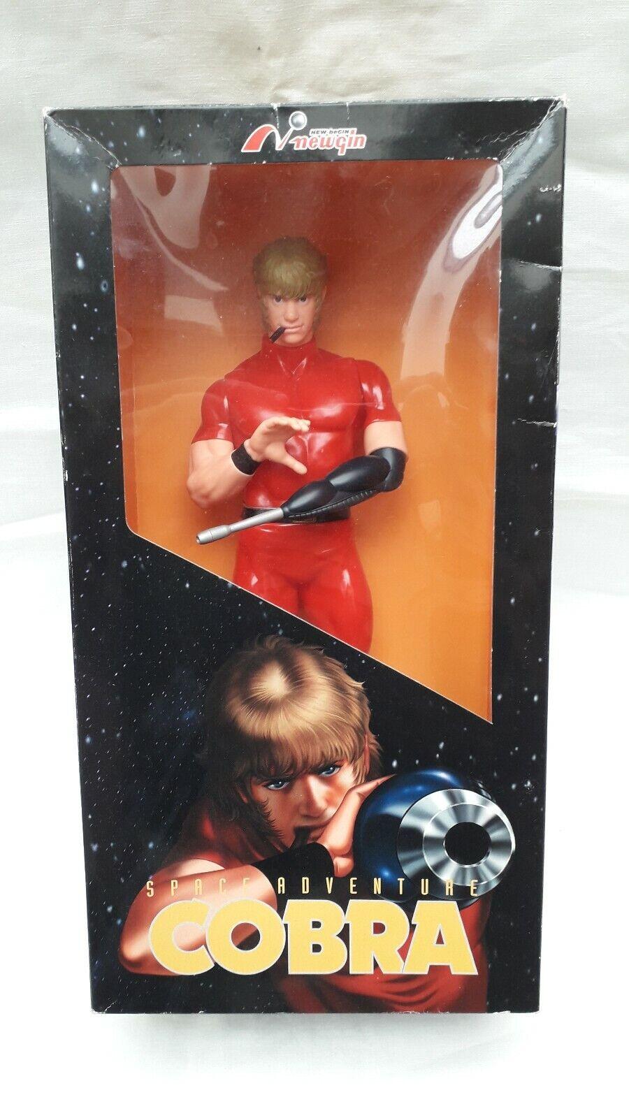 Figurine Deluxe Space Adventure Cobra no oroorak Albator Ulysse 31 Popy