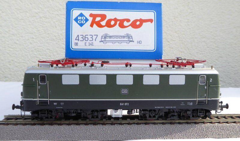 moda clasica Roco 43637 gasóleo e 41 072 DB ep3 usado, usado, usado, OVP DCC digital, BW Koblenz-Mosel  minorista de fitness