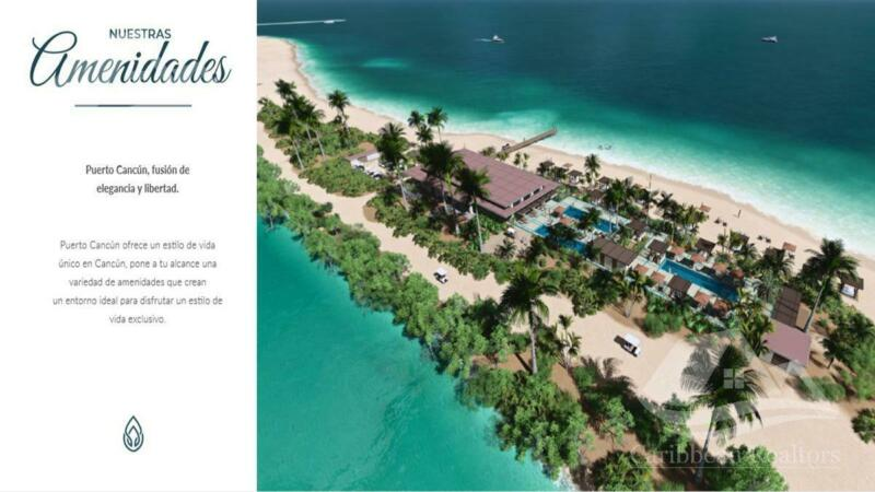 Casa en venta en Puerto Cancún/zona hotelera
