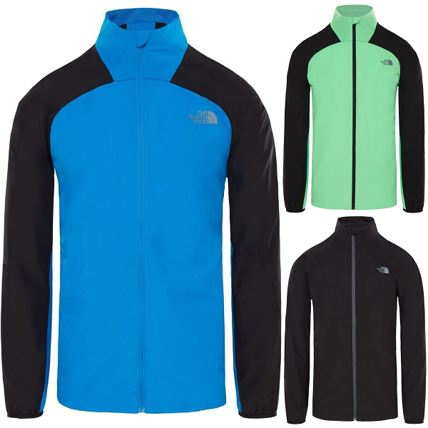 799ef5ae4 THE NORTH FACE TNF Ambition Outdoor Hiking Training Running Jacket Mens All  Size