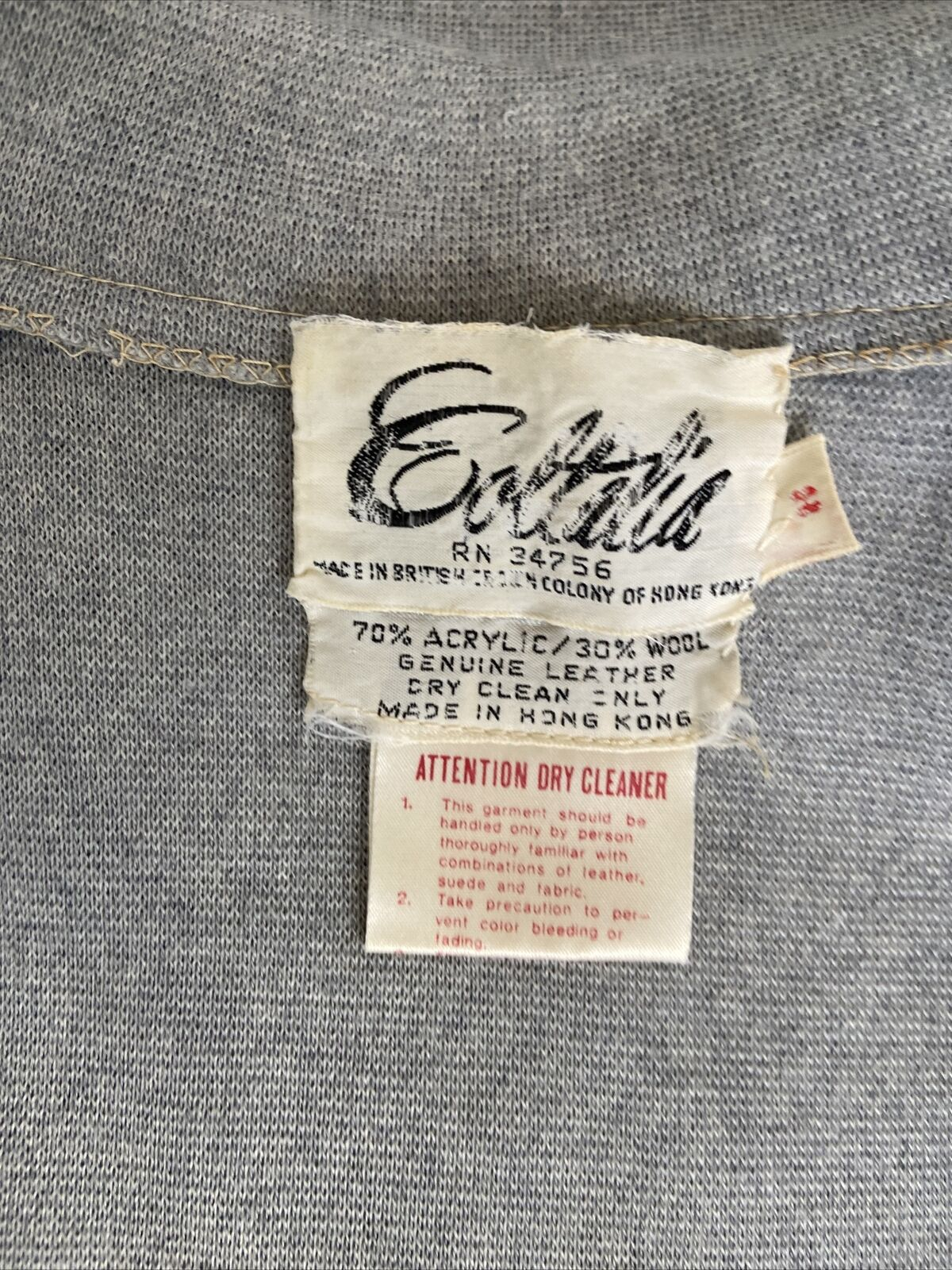 Coltalia Vintage Jacket  - image 11