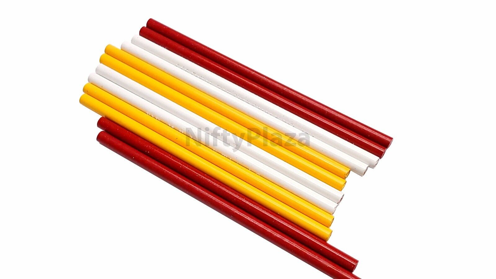 NiftyPlaza Tailors Chalk Fabric Marking Pencils Sewing Tracing Tools Brand New for Sewing Marking and Tracing 3 Pencils