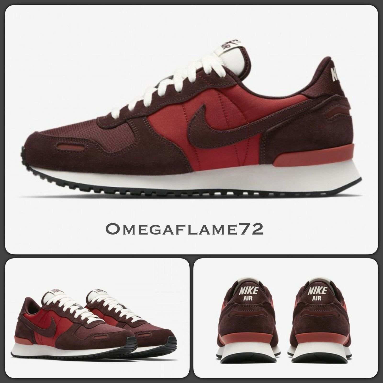 Nike Air Vortex, UK 8.5, EU 43, US 9.5, 903896-602, Mars stone, Pegasus 83,