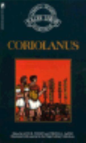 Tragedy of Coriolanus (The New Folger Library Shakespeare) [Nov 01, 1983] Will..