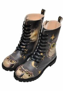 vegan long boots