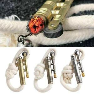 Sailors Windproof-Trench Sheppard/'s Lighter WWII Lighters Cotton core Rope