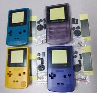 1x Gameboy Color Gbc Replacement - Shell Housing (ships From Usa)
