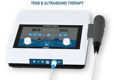 Ultrasound Therapy 2 Channel Electrotherapy Physical Pain Relief Combination Uni
