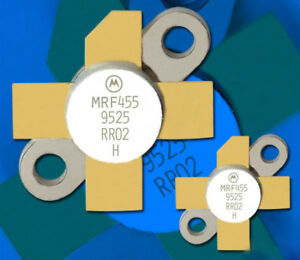Nouveau 1PCS MRF455 MOTOROLA RF Transistor