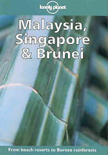 Malaysia, Singapore & Brunei by T.Wheeler, G.Crowther.Lonely Planet Travel Guide
