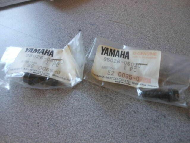 97013-08025 NOS Yamaha Bolt FJ1100 FZX700 FJ1200 XJ550 TT500 XVZ1200 W14556